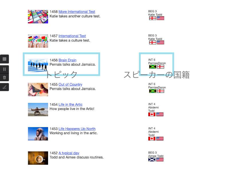 英語の「訛り」対策のオススメのリスニング学習サイト「Elllo」【中上級者向け】04