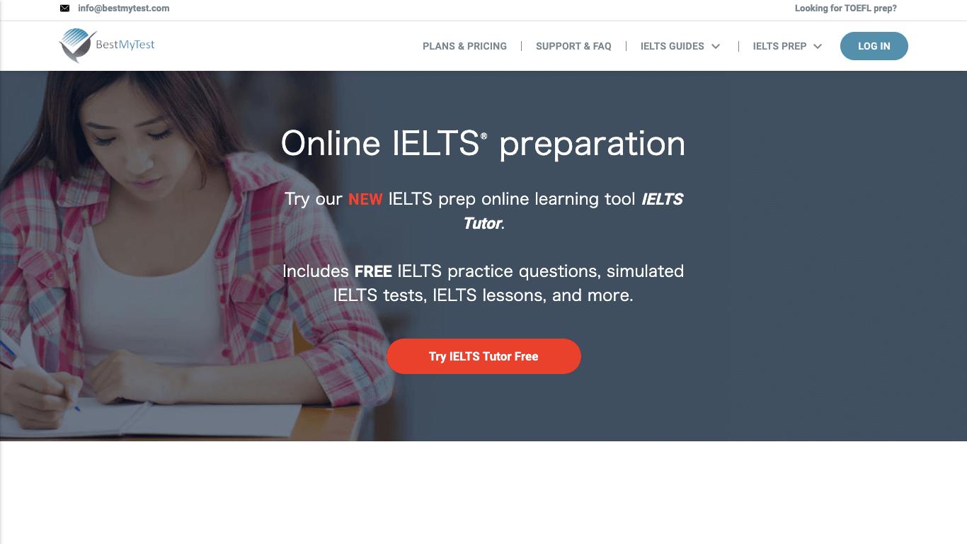 IELTSスピーキング対策にオススメのサイト「BestMyTeacher」