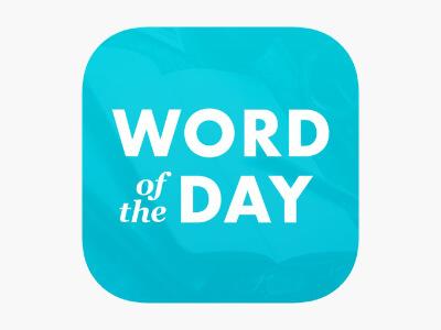 英語上級者の語彙力強化にオススメのアプリ「Word of the Day」